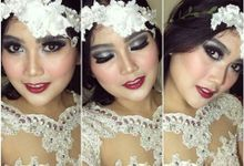 For Bride And Bride To Be by ddianamakeup