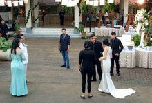 The Wedding Of David & Angela by W The Organizer