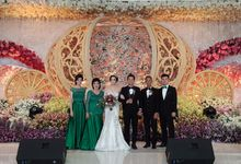 The Wedding of MARWIN & STEPHANIE by Illusion Entertainment & Organizer