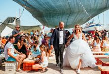 Wedding in Paros by Apostolis Platanias