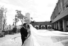 Wedding Day Of Marselinus & Marcella by Edelweis Organizer