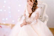 Bridal Pre-wedding & Actual Day Pkg by Makeupwifstyle