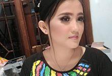 Test Makeup Pengantin Wanita by CINCIN MAKEUP ARTIST & BRIDAL