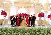 Wedding of Elysia & Irman by Kristo Music Entertainment