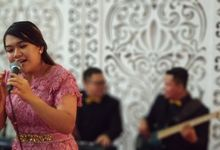 Wedding of Ristina & Irsan by Kristo Music Entertainment