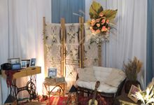 Photo Booth Wedding Silvi - Fiki by Hana Seserahan