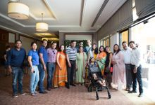 Destination Wedding at Dubai by Shri Hari Productions