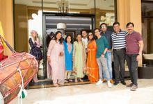 Destination Wedding at Dubai by Shri Hari Productions