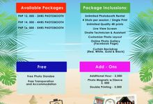 Boracay Photobooth Packages by Boracay Starshots Photobooth