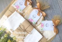 Siska Wedding // September 2017 by Packy Bag Vintage