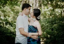 Pre-wedding of Eugene and Devina by PadiPhotography