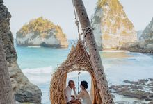 Nusa Penida Pre-Wedding Trip of Arya and Nadya by PadiPhotography