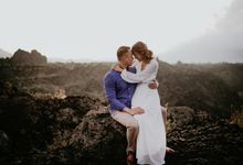Jennifer and Andrew Pre-Wedding in Bali by PadiPhotography