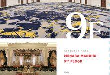 IKK Brochure by Menara Mandiri (Ex. Plaza Bapindo) by IKK Wedding