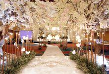 Premium Intimate Wedding at Bidakara by Bright Wedding Jakarta
