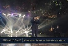The Wedding of Kevin & Jesslyn by Desmond Amos Entertainment