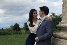 ITALY PRE WEDDING by pamela tedja