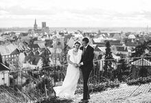 Elopement Winter in Alsace by Celebrantissimo