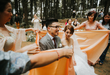 Intimate wedding by Pandora Organizer