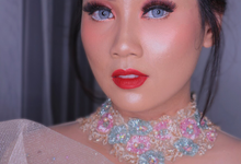 Wedding Make Up Ms. Sukma by Pangestwury MakeOver