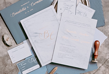 Benedictus & Carmelita by Paper and Oath