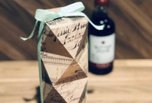 Wedding Favors by paper & string