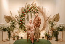 Chandra & Ditha Engagement Party by Papoea by Nature