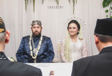 Alia & Brian Wedding by Papoea by Nature
