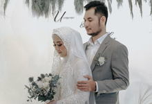 Ummi & Rifky Wedding by Papoea by Nature