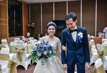 The Wedding Of Barry & Monica by Faith Event Organizer