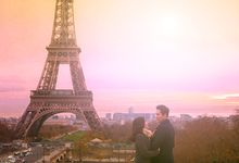 PARIS Prewedding by Therudisuardi