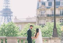 Elopement in Paris by Elias Kordelakos