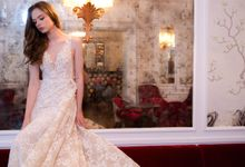 Signature Bridal Gown Range - Parisian by La Belle Couture Weddings Pte Ltd