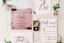 Announcement Invitation Cards by 123WeddingCards by 123WeddingCards