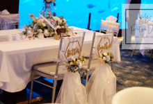 Poojaa Gill & Michson by Patson Decor