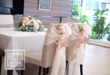 Khine Wedding  by Patson Decor