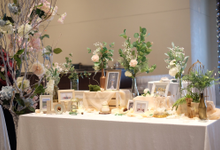 Photo album table for Jia Hui by Patson Decor