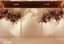 Elegant Wedding Decor Anson+Fah by Patson Decor