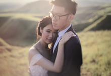 Pre wedding of angelina and ken by Paula make-up artist