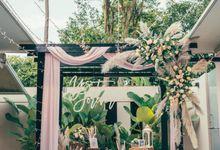 Jon & Chev - Villa Proposal by Lily & Co.
