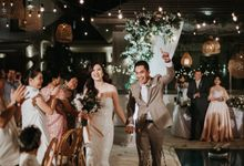 The Wedding of Adrian & Priscillia by Varawedding