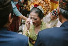 Balinese Wedding Ceremony Of Mega & Terry by MOMENTO PHOTOGRAPHY