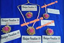 Handmade Gota Jewellery by Unique Creation 18