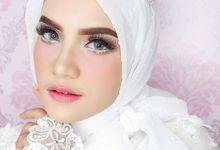 Modern Hijab Bride Lookbook by Winona Makeup & Bridal