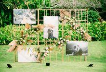 David & Kristal Wedding at Sky, Ayana- Bali by Bali Becik Wedding