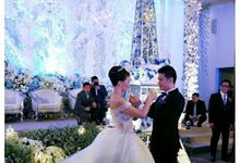 The Wedding Of Chris & Sisca - 24 Sept 2017 by David Entertainment