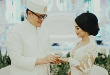 Hanif & Dara Wedding Highlight by IKK Wedding Planner