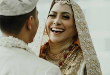 The Wedding Gisha & Ramzi by IKK Wedding Planner