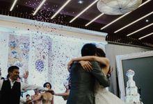Jefri & Chica Wedding Highlight by IKK Wedding Planner