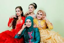 Wedding Make Up, Graduation, And Engagement by qaylamakeup